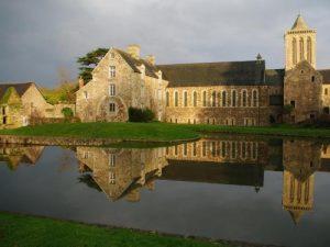 Abbaye de la Lucerne d'Outremer (50)